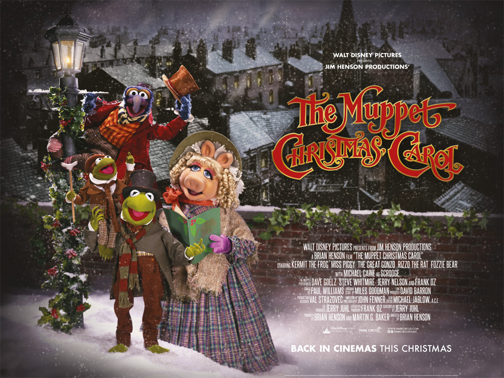 Book People Talk Movies: The Muppet Christmas Carol - Bring My Books