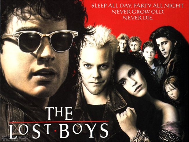 the-lost-boys-1987-poster